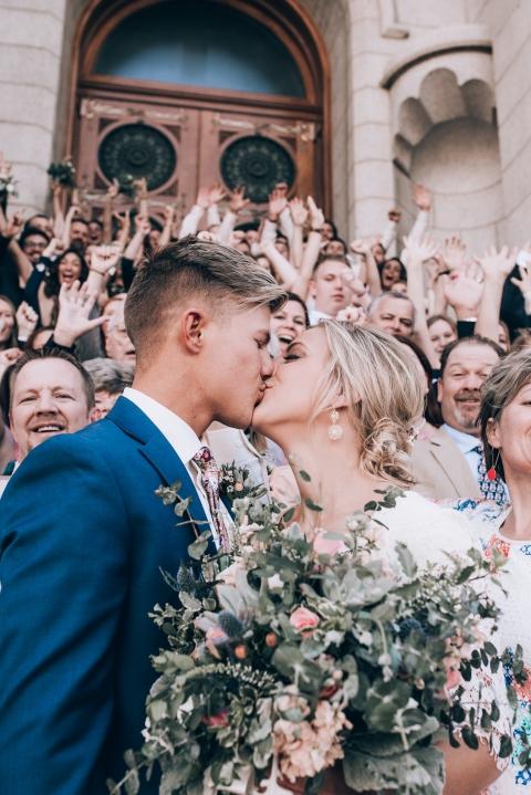 Reber Wedding Day